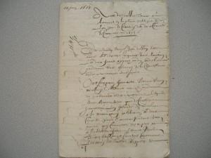 les délibérations des habitants à Hauterives - série BB dans archives de Hauterives dscn1411-300x225