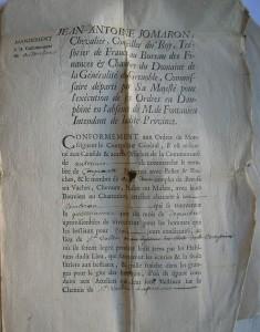 les corvées pour la construction des routes dans archives de Hauterives dscn8937-235x300